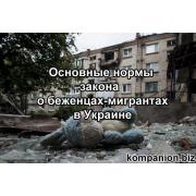 Внутренняя миграция в Украине